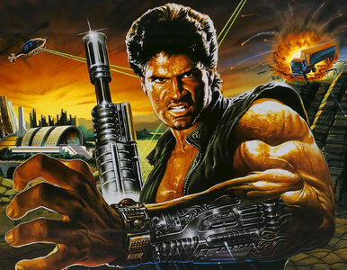 VHS Hell Przedstawia - Paco - maszyna śmierci