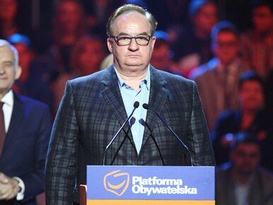 """Przyznał, że to on wymyślił kandydaturę Saryusz-Wolskiego. """"Efekt..."""