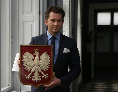 Michał M. Lisiecki, prezes PMPG Polskie Media, ze specjalnym...