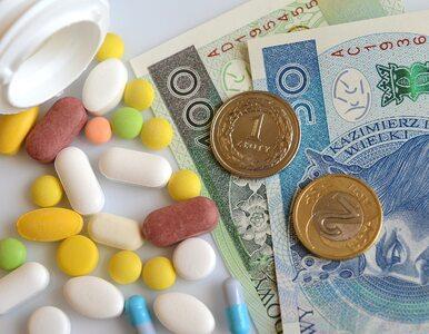 Polacy wydają coraz więcej na leki bez recepty