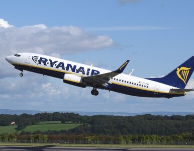 Dziewczynka poparzyła się podczas lotu. Ryanair musi zapłacić ponad...