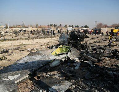 Katastrofa samolotu w Iranie to nie awaria? Ambasada Ukrainy zmienia...
