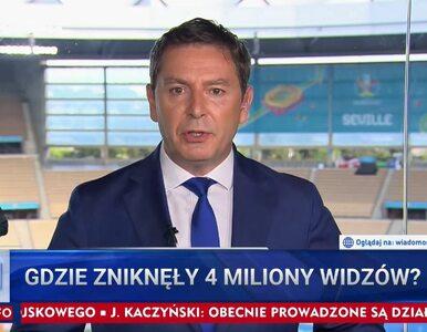 """""""Wiadomości"""" dowodzą, że Nielsen się myli. Bo TVP miała wyłączność na..."""