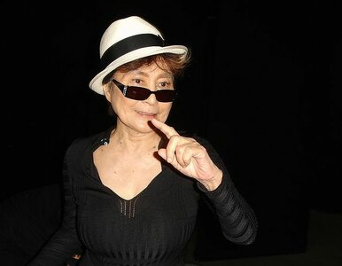 Yoko Ono śpiewa z Beastie Boys