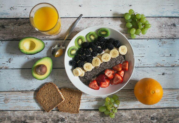 Zdrowy posiłek