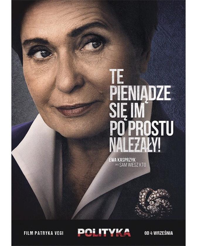 """Plakaty do filmu """"Polityka"""" Patryka Vegi"""