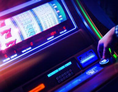 Automaty do gry. Państwo miało zarobić na nich 100 razy więcej