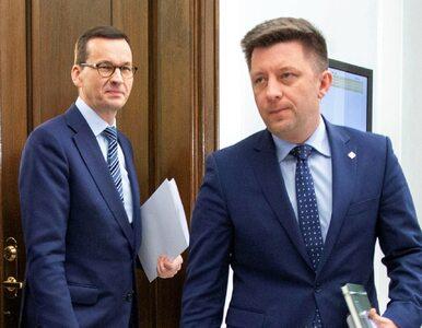 Afera mailowa. Premier Morawiecki miał inspirować medialne ataki....