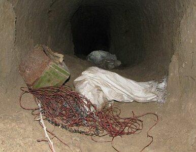 Polacy znaleźli podziemny afgański arsenał
