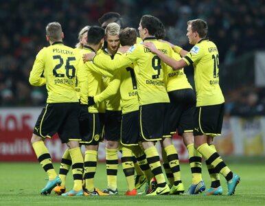 Borussia najlepsza w Europie. Według UEFA