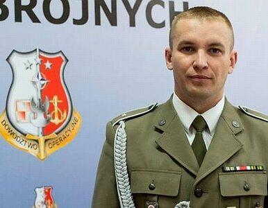Polski żołnierz zginął w USA