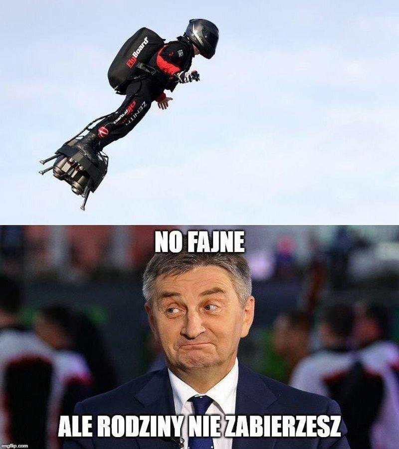 Mem z Markiem Kuchcińskim