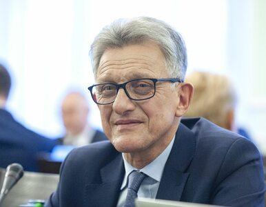 """Piotrowicz twierdzi, że """"przysłużył się Polsce"""". """"Przeszłość mam piękną"""""""