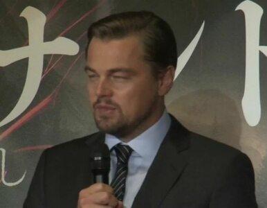 Na gali Złotych Globów tylko wegańskie posiłki. DiCaprio chwali...