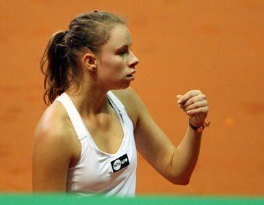 WTA Baku: życiowy sukces Magdy Linette. Jest w półfinale