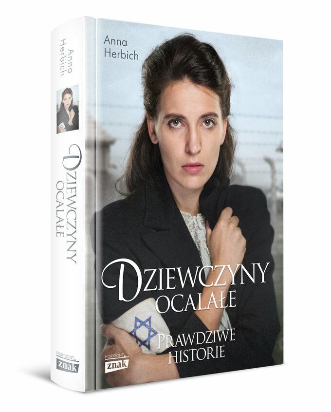 """Książka """"Dziewczyny ocalałe. Prawdziwe historie"""" Anny Herbich"""