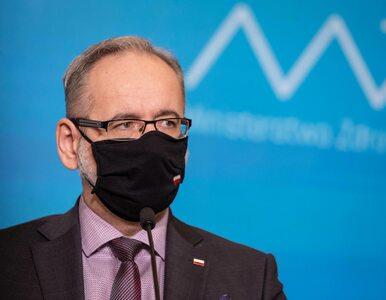 """Minister zdrowia ogłosił ogólnopolski lockdown do 9 kwietnia. """"Nie..."""