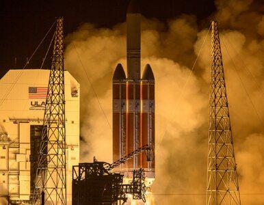 """NASA wystrzeliła sondę, która """"dotknie Słońca"""". Zobacz spektakularne..."""
