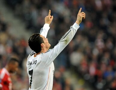 Ronaldo przeszedł do historii Ligi Mistrzów
