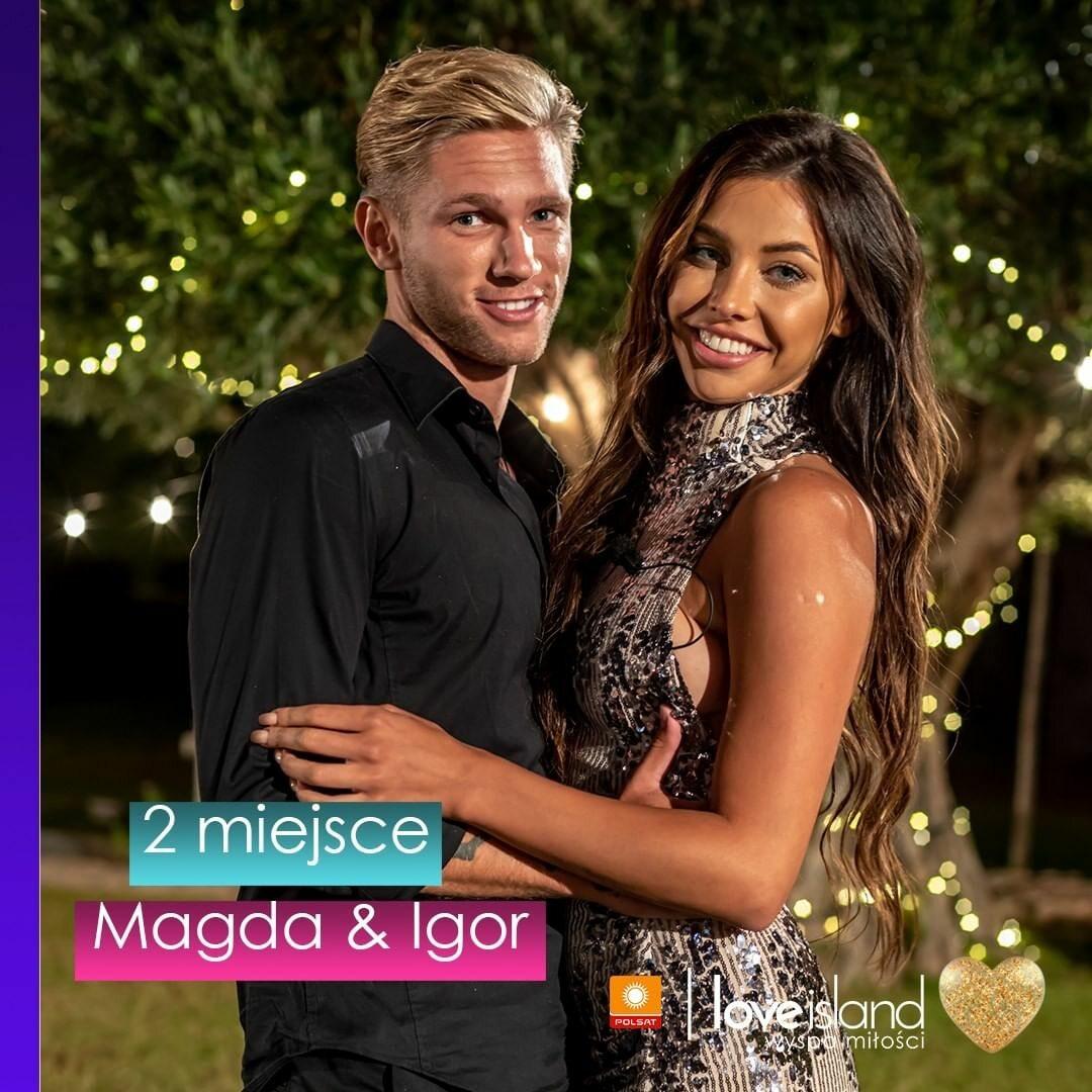 Igor i Magda zajęli 2. miejsce