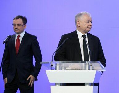 Rozpad Zjednoczonej Prawicy? Sondaż: Partie Ziobry i Gowina poza Sejmem