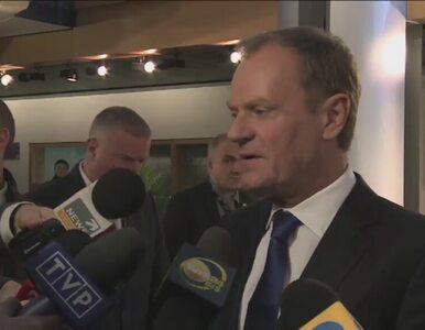 Tusk: W trzech sprawach zgadzam się z premier Szydło