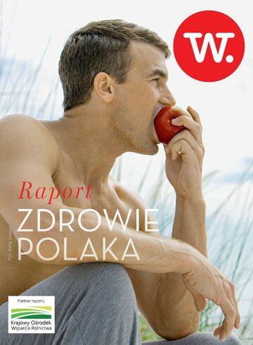 Okładka Raport Wprost – Zdrowie Polaków (2020 r.)