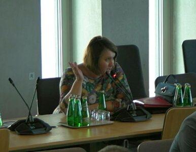 Awantura na komisji o prywatne skrzynki. Siarkowska oskarżana o kłamstwo