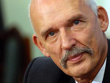 Korwin-Mikke w PE uczcił pamięć Żołnierzy Wyklętych okrzykiem: Śmierć...