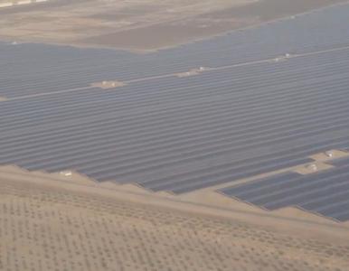 Największa na świecie elektrownia słoneczna. Projekt jest wart ponad 870...