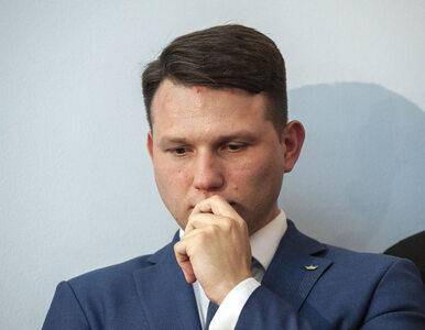 Sławomir Mentzen ostro: Gardzę pana partią, nie chcę mieć z nią nic...