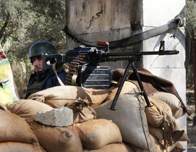 Decyzja zapadła. Syryjscy powstańcy dostaną broń