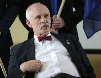 Korwin-Mikke zaprosił do Brukseli 12 krewniaków. Za unijne pieniądze