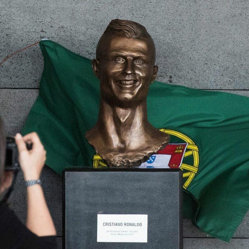 Cristiano Ronaldo?