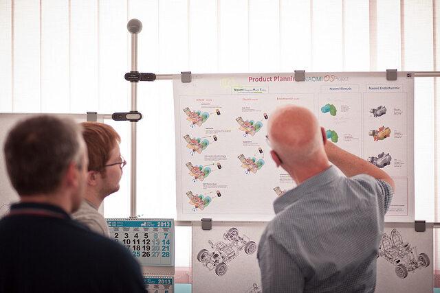 Prace nad TABBY, pierwszym projektem OSVehicle (fot. by OS Vehicle)