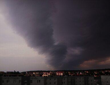 W Poznaniu ulewa podtopiła szpital i dworzec
