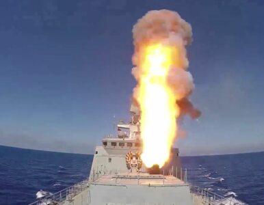 Rosjanie zaatakowali z morza pozycje Państwa Islamskiego