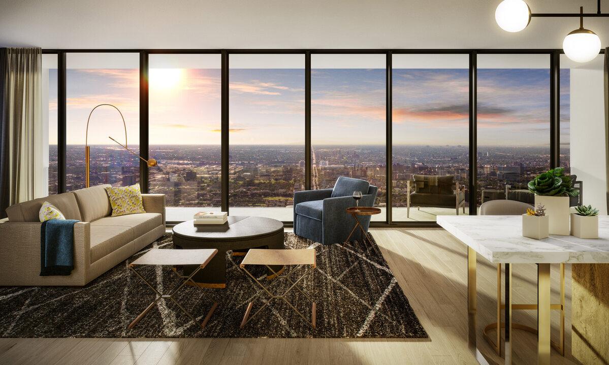 NEMA Chicago NEMA – nowy wieżowiec w Chicago