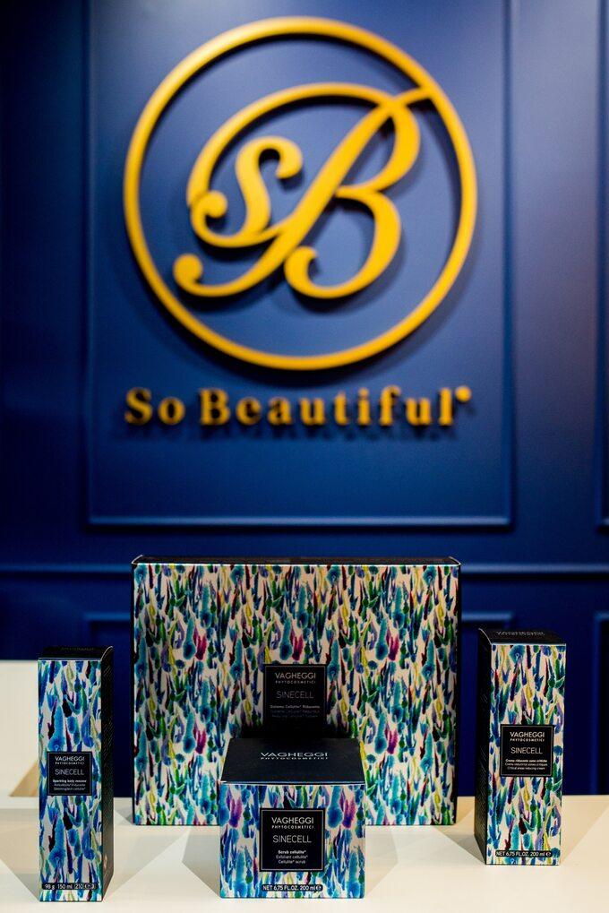 Salon kosmetyczny So Beautiful wPruszkowie