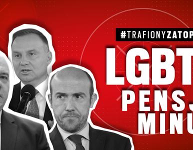 """""""Trafiony zatopiony"""": LGBT plus, pensje minus"""