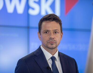 Trzaskowski chce postawienia Macierewicza przed Trybunałem Stanu