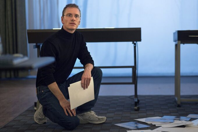 "Kadr zfilmu ""Steve Jobs"""