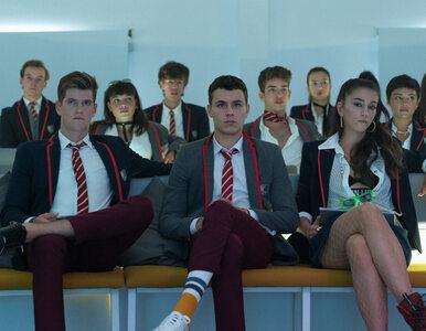 """W oczekiwaniu na premierę nowych odcinków """"Szkoły dla elity"""", Netflix..."""