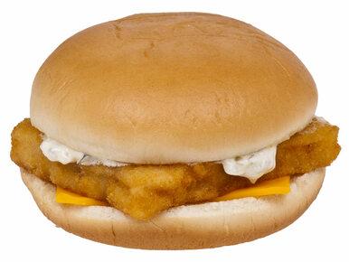 """McDonald's wycofuje reklamę z rybnym burgerem. """"Nieodpowiednia,..."""
