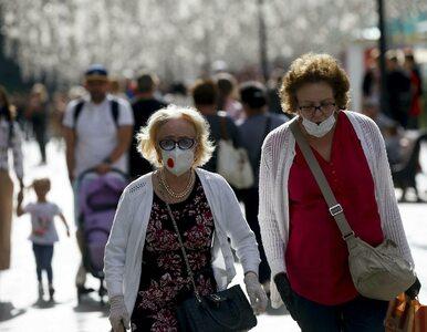 Prawie milion przypadków zakażeń koronawirusem w Rosji