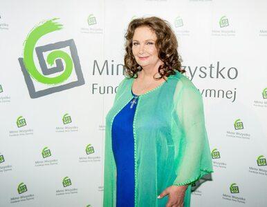 Tragiczne wydarzenia w życiu Anny Dymnej. Lekarz chciał, aby trafiła do...