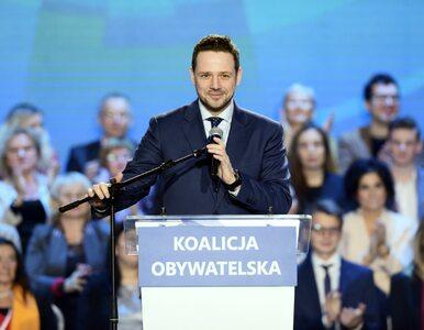Trzaskowski: Kaczyński nie występował do tej pory w roli twardego...