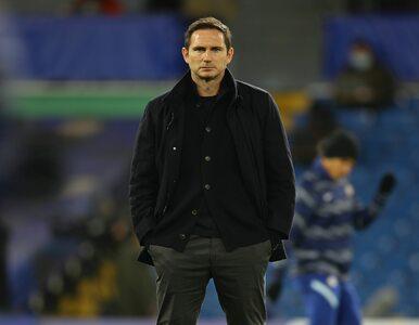 Frank Lampard zwolniony. Chelsea Londyn wydała oświadczenie
