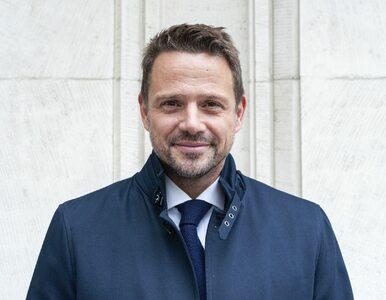 Trzaskowski nie chce ponownie kandydować na prezydenta Warszawy? Polityk...