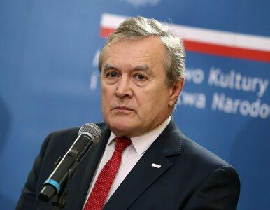 """Burza po wywiadzie """"Wprost"""" z wicepremierem Glińskim. Lawina komentarzy..."""
